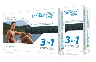 Penis Male Enhancement Formula 3 in 1