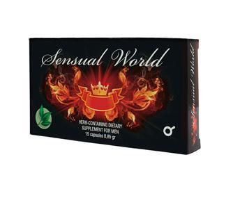 Sensual World for Men